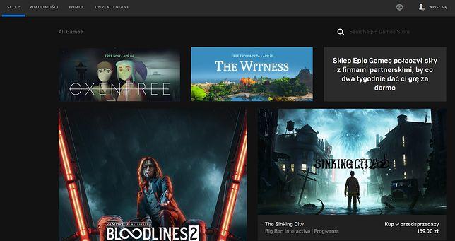 Epic Games Store jest coraz groźniejszą konkurencją dla Steam