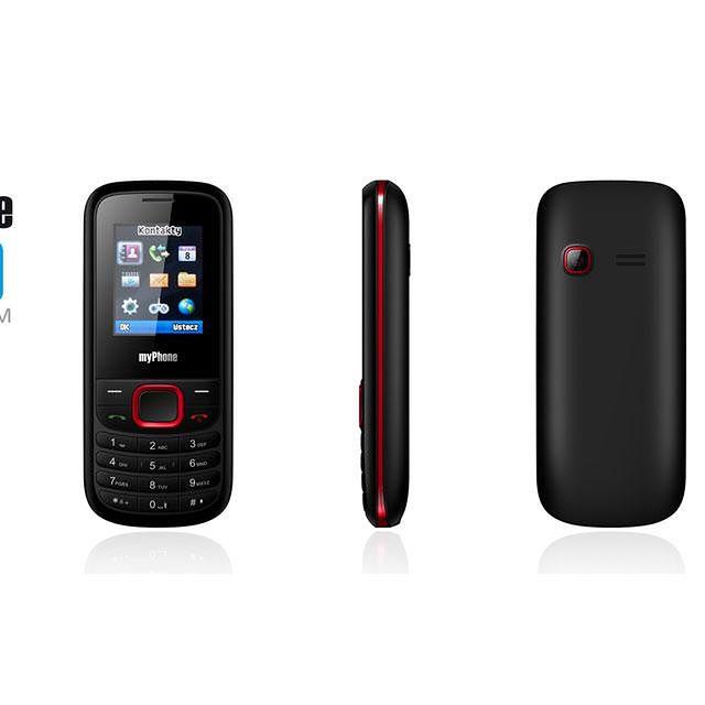 Najtańszy telefon z kamerą, na dwie karty SIM - w Biedronce