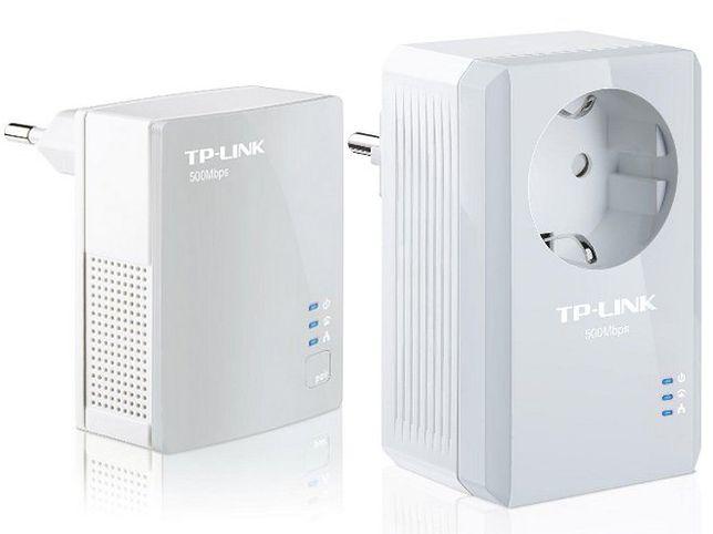 Internet z gniazdka elektrycznego - kolejne transmitery od TP-Link
