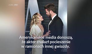 Liam Hemsworth znalazł pocieszenie w ramionach pięknej aktorki