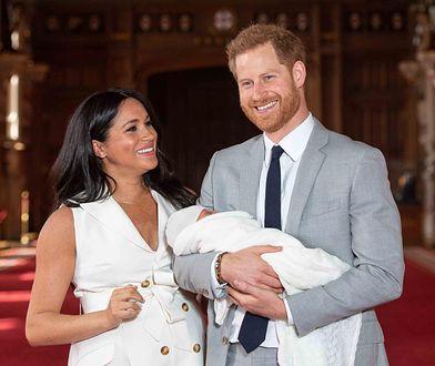 Synek Meghan i Harry'ego przyszedł na świat 6 maja 2019 r.