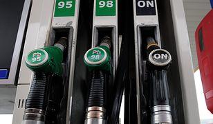 Ceny paliw. Zobacz przez kogo diesel jest dużo droższy od benzyny