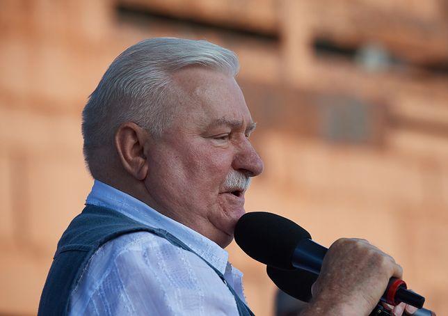 """Lech Wałęsa może trafić do więzienia? """"Na razie zbieramy dowody"""""""
