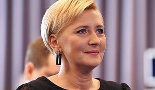 Agata Kornhauser-Duda uhonorowana została za działalność społeczną na rzecz organizacji pozarządowych i osób niepełnosprawnych.