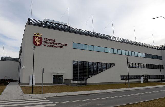 Koronawirus w Polsce. Uciekł ze szpitala w Krakowie z pozytywnym wynikiem na COVID-19