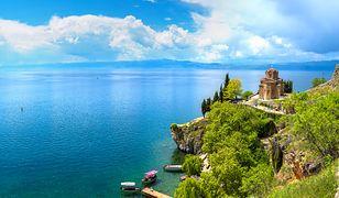 Jezioro Ochrydzkie to jedna z największych atrakcji Macedonii