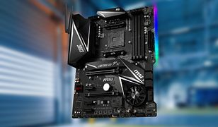 Płyty główne z MSI z chipsetem X570 pozwolą na zbudowanie wydajnego PC-ta do pracy, nauki i zabawy.