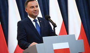 Andrzej Duda zawetował zmiany w ordynacji do Parlamentu Europejskiego