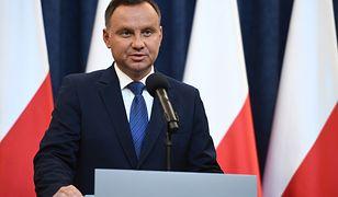 O tym, że Andrzej Duda może zawetować ustawę, spekulowało się od wielu dni