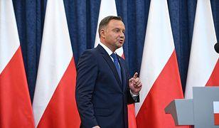 Weto Andrzeja Dudy oznacza, że nowelizacja wraca do Sejmu