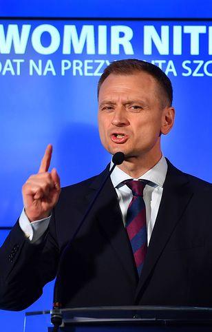 Sławomir Nitras kandyduje na prezydenta Szczecina