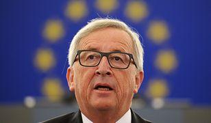 Jean Claude Juncker pełni funkcję przewodniczącego KE od 2014 roku