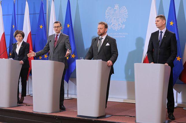Koronawirus w Polsce. Rząd podjął radykalne decyzje