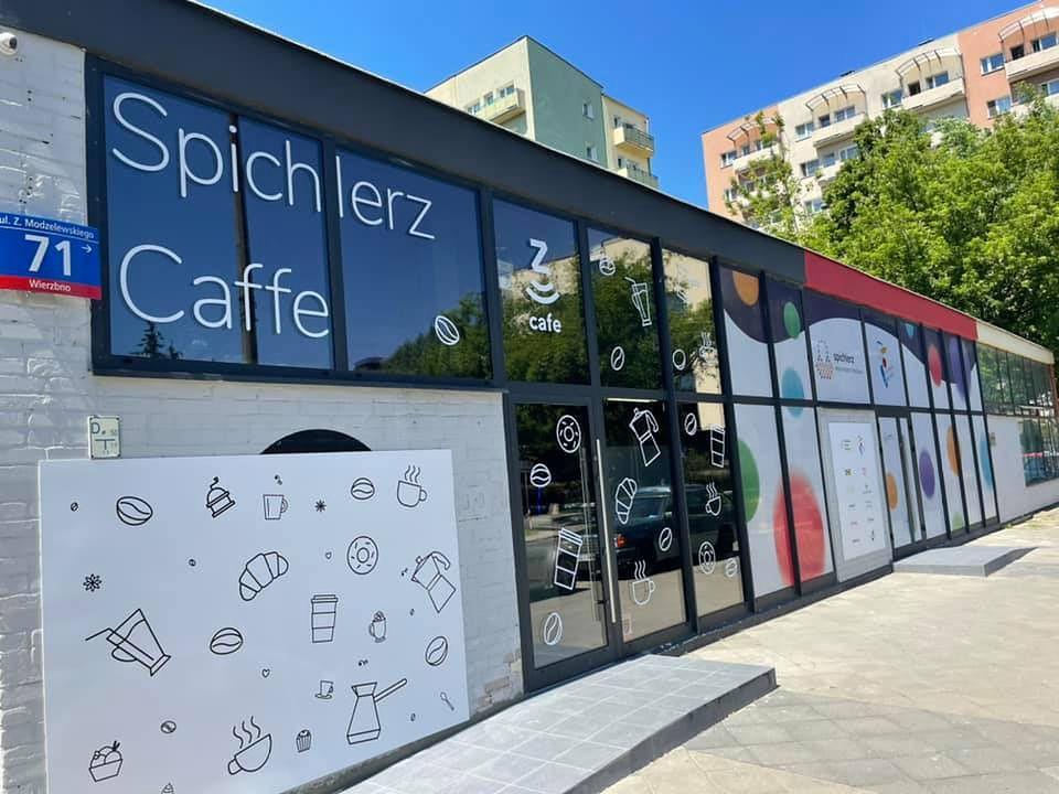 Warszawa. Spichlerz, sklep dla potrzebujących, z bardzo życzliwymi cenami, od poniedziałku działa na Mokotowie. Wkrótce będzie jeszcze jedna taka placówka w stolicy