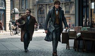 """""""Fantastyczne zwierzęta: Zbrodnie Grindelwalda""""  na ekrany kin wejdą 18 listopada."""