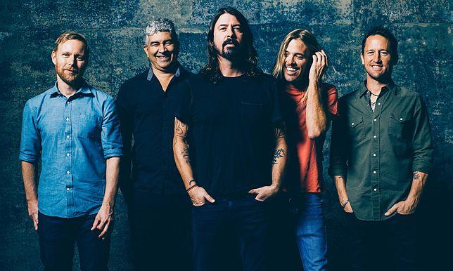 Najlepszy Wykonawca - Rock AC/DC Coldplay Foo Fighters Muse Royal Blood