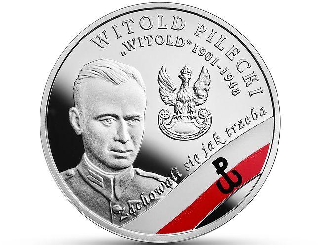Żołnierze wyklęci kolejny raz na monetach kolekcjonerskich NBP