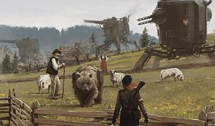 "Screen z gry ""Iron Harvest"""