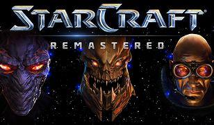 "Grafika z gry ""StarCraft: Remastered"""