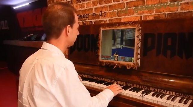 """""""Doom"""" na pianinie? Żaden problem!"""