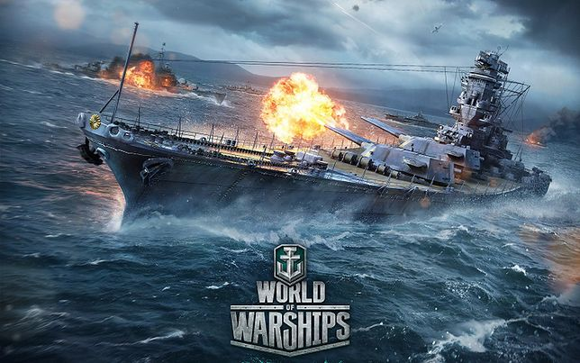 World of Warships to symulator okrętów wojennych, wymagający sporej zręczności oraz pogłębionej współpracy