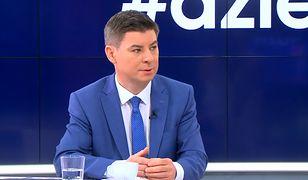Rzecznik PO Jan Grabiec
