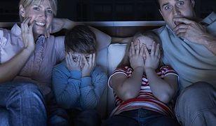 Przemoc w telewizji zaburza sen dzieci