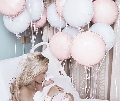 Anna Skura i jej córka Melody