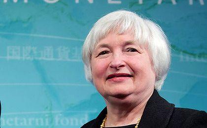 Szefowa Fed drugi raz stanie przed komisją. Ma dobre wieści dla złotego