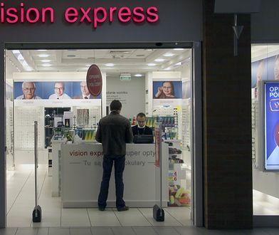 Vision Express otwiera kolejne salony