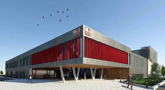 Centrum Badawczo Rozwojowe ORLEN S.A. w Płocku