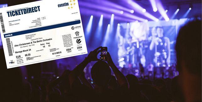 Klienci polskich platform biletowych są w lepszej sytuacji niż ci niemieccy.