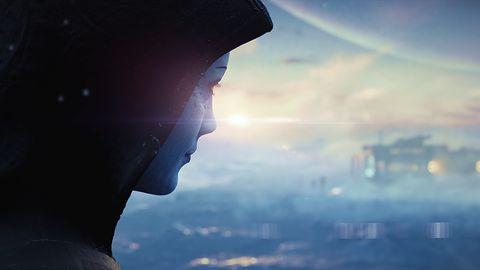 Mass Effect ani Dragon Age nie pojawią się na EA Play Live. Prace trwają