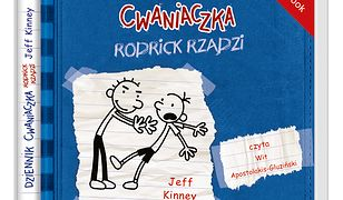 Dziennik Cwaniaczka 2 AUDIOBOOK. Rodrick rządzi