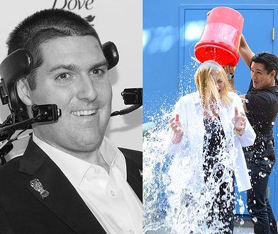 Pete Frates nie żyje. Był inspiracją dla Ice Bucket Challenge