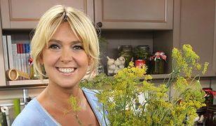 Ewa Wachowicz zachwala leczenie naturalnym jedzeniem