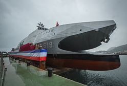 """""""Niewidzialne"""" katamarany z Tajwanu. Korwety Tuo Chiang zatopią chińską flotę inwazyjną"""
