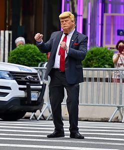Portal dla zwolenników Trumpa zhakowany. On sam nawet nie dołączył