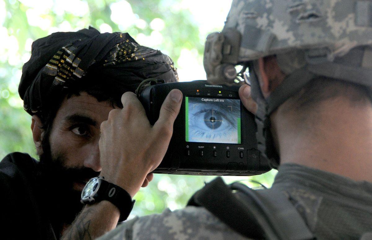 Urządzenie HIIDE w Afganistanie