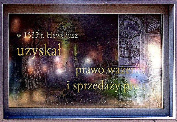 Błąd ortograficzny na fontannie w Gdańsku za 2 mln zł