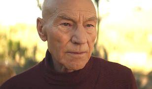 """""""Star Trek: Picard"""" – pierwszy zwiastun. Patrick Stewart wraca do akcji"""