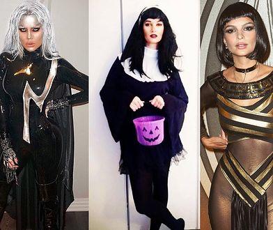 Najlepsze przebrania gwiazd na Halloween 2016. Poznajecie?