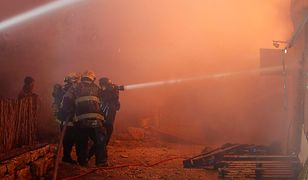 Skandaliczne komentarze o pożarach w Izraelu
