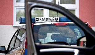 Krzysztof Umiastowski wezwał straż miejską. Co działo się potem?