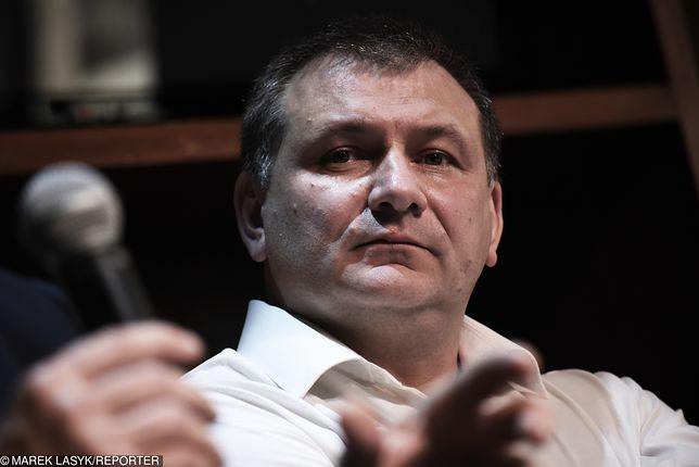 Do marca 2018 roku Waldemar Żurek był rzecznikiem KRS