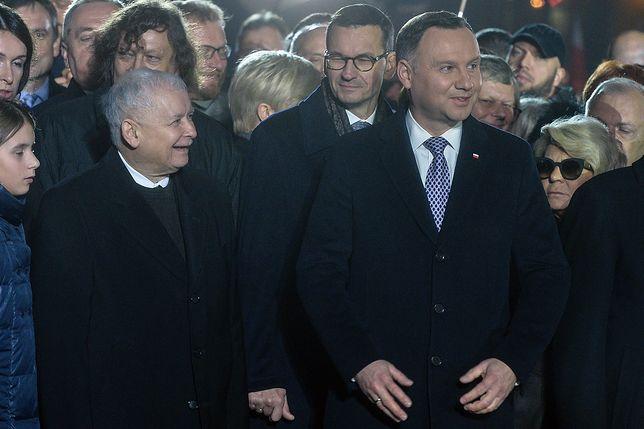 W rankingu zaufania do polityków w Polsce czołowe miejsca zajmują politycy obozu rządzącego