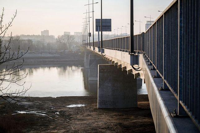 Wiemy jak będzie wyglądała kładka pieszo-rowerowa na moście Łazienkowskim