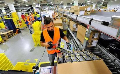 Paczki od Amazona trafią prosto do bagażników aut