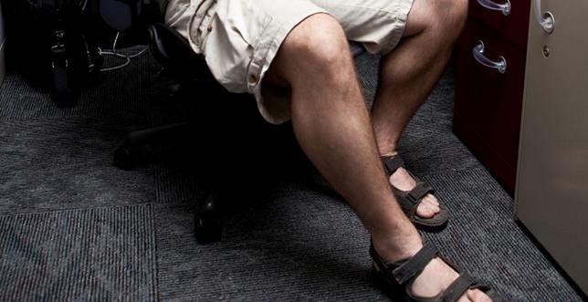Nieodpowiedni strój może zostać potraktowany jako naruszenie wizerunku pracodawcy