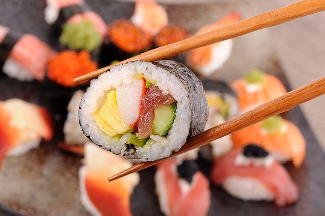 Według Macieja Tygielskiego, szefa sprzedaży w Grupie AdRetail, popyt na sushi będzie wciąż rósł